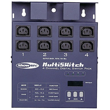 MultiSwitch (Showtec)